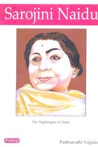 Tamil book Sarojini Naidu -Pro-Eng