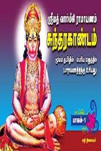 Srimath Valmiki Ramayanam - Sundarakandam - Part 1 - ஸ்ரீமத் வால்மீகி ராமாயணம் சுந்தரகாண்டம் பாகம் 1