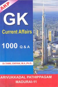 GK Current Affairs 1000 Q&A
