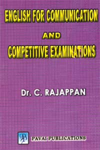 English For Communication and Competitive Examinations