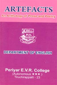 Artefacts An anthology of Prose and Poetry