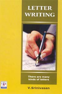 Tamil book Letter Writing