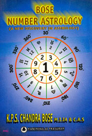 Bose Number Astrology (A New Discovery in Astrology)