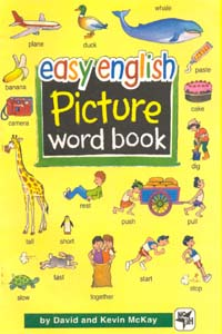 Easy English Picture Word Book