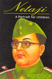 Tamil book Netaji A Portrait for Children