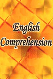 Tamil book English Comprehension