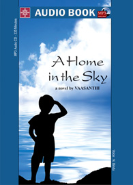 Tamil book A Home in the Sky