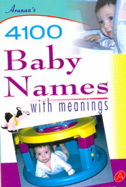 4100 Baby Names with meanings