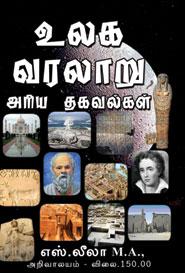 உலக வரலாறு அரிய தகவல்கள்