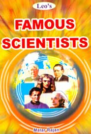 Tamil book Famous Scientists