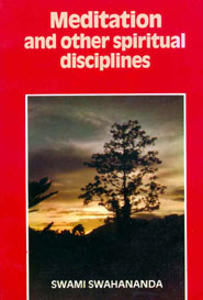 Meditation and other spiritual disciplines