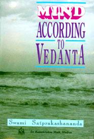 Mind According To Vedanta