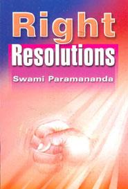 Right Resolutions