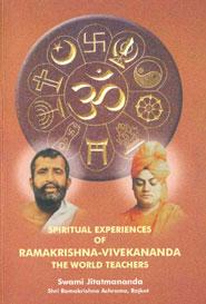 Spiritual Experiences of Ramakrishna . Vivekananda