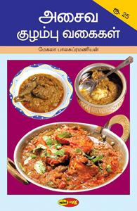 Asaiva Kuzhambu Vagaigal - அசைவ குழ