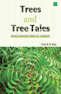 Tamil book Trees and Tree Tales:Some Common Trees of Chennai