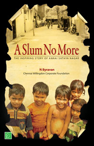 Tamil book A Slum No More