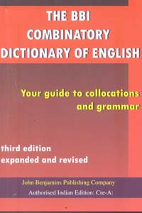 Tamil book The BBi Combinatory Dictionary of English