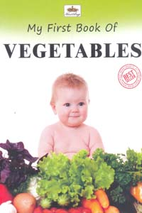 Tamil book My First Book of VEGETABLES