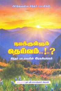 Namakkullum Deivam (Sithar Padalgalin Ragasiyangal) - நமக்குள்ளும் தெய்வம் (சித்தர் பாடல்களின் இரகசியங்கள்)