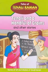 Tamil book Tenali and a Handful of Grains and other stories