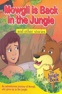 Tamil book Mowgli is Back in the Jungle and other stories