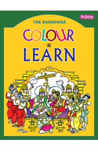 The Ramayana - Colour and Learn - The Ramayana