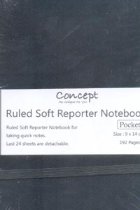 Tamil book Concept Ruled Notebook 80 Pages Pack of 10