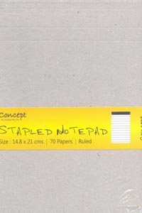 Tamil book Concept Stapled Notepad Ruled 70 Pages