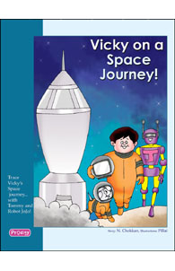 Vicky on a Space Journey! - Vicky on a Space Journey