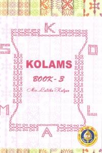 Kolams Book 3