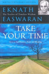 Take Your Time (How to find Patience, Peace and Meaning)