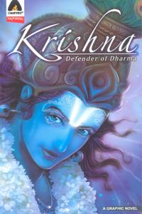 Tamil book Krishna Defender of Dharma