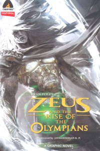 Tamil book Zeus and the Rise of The Olympians  (The Graphic Novel)
