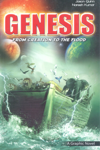 Tamil book Genesis From Creation to the Flood (A Graphic Novel)