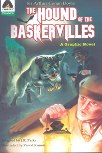 The Hound of The Baskervilles (A Graphic Novel) - The Hound of The Baskervilles (A Graphic Novel)