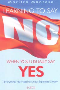 Learning to Say NO When You Usually Say YES - Learning to Say NO When You Usually Say YES