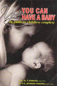 Tamil book Yes You can Have a baby