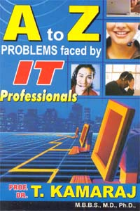 Tamil book A to Z problems faced by IT Professionals