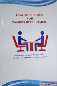 Tamil book How To Prepare For Campus Recruitment