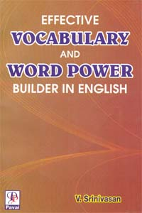 Effective vocabulary and word power builder in english