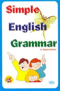 Simple English Grammar (I std) - Simple English Grammar (I std)