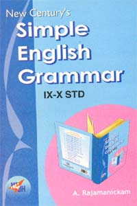 Simple English Grammar (IX-X Std)