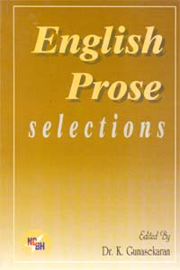 English Prose Selections