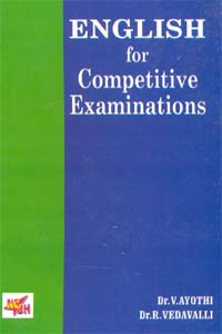 English for competitive Examination