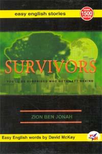 Survivors zion Ben Jonah