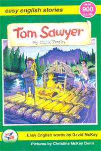 The Adventures of Tom Sawyer - easy english stories Tom Sawyer