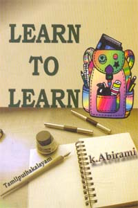 Tamil book Learn to learn