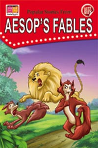 Tamil book Aesop's Fables (Popular Story Books)