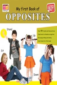 Tamil book Opposites (My First Books)